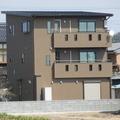 ゼロエネ木造3階建住宅